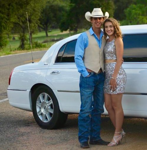 Prom Limo rental hill country