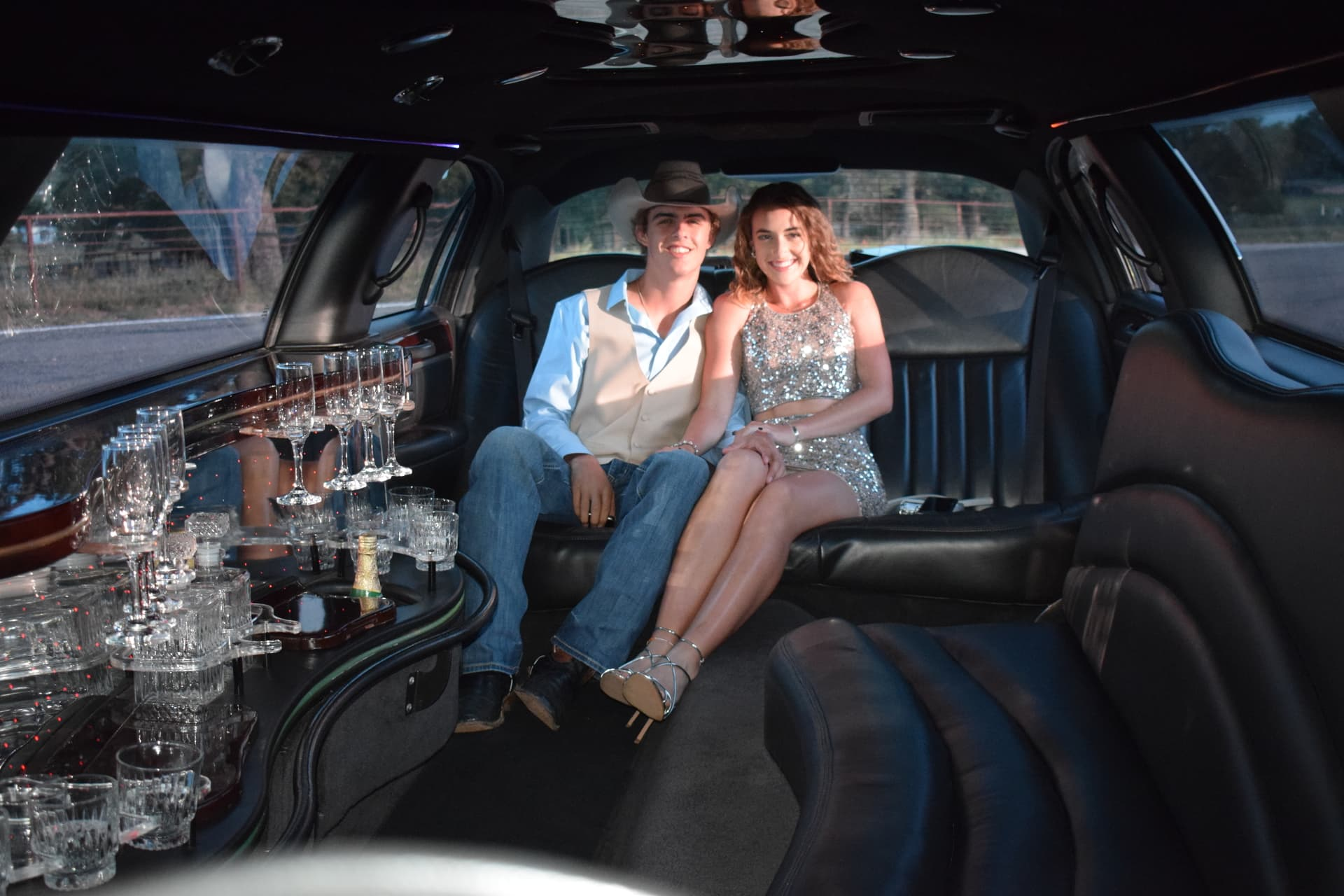 home coming limo rental fredericksburg